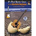 Alfred 4-Chord Guitar Songs for the Absolute Beginner Book & CD  Thumbnail