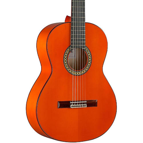 Alhambra 4 F Flamenco Acoustic Guitar-thumbnail