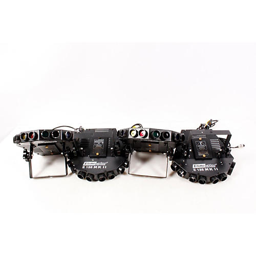Eliminator Lighting 4-Head Tracker Light Effects System-thumbnail