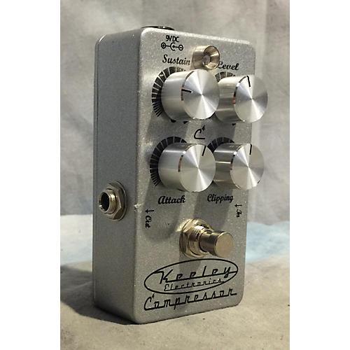Keeley 4 Knob Compressor Effect Pedal-thumbnail