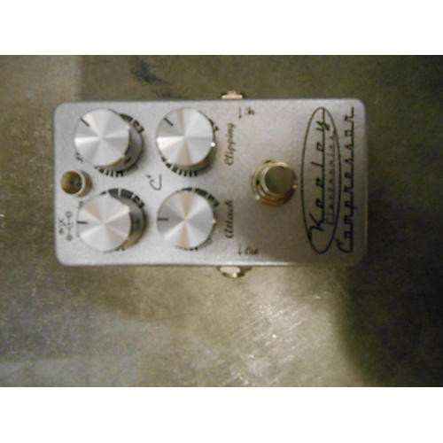 Keeley 4 Knob Compressor Effect Pedal-thumbnail