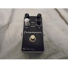 Keeley 4 Knob Compressor Effect Pedal