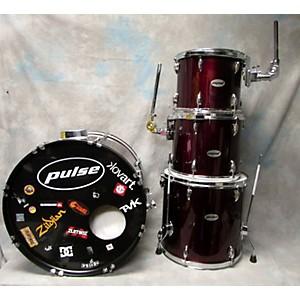 Pre-owned Pulse 4 PC Drum Kit Drum Kit