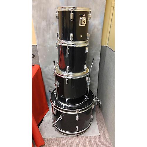 HARMONY 4 PIECE DRUM SET Drum Kit-thumbnail