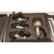 CAD 4- PIECE Drum Microphone