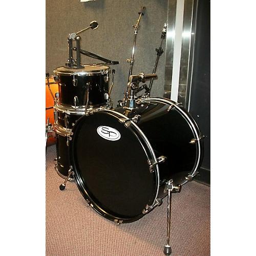 Sound Percussion Labs 4 Piece 4 Piece Drum Set Drum Kit