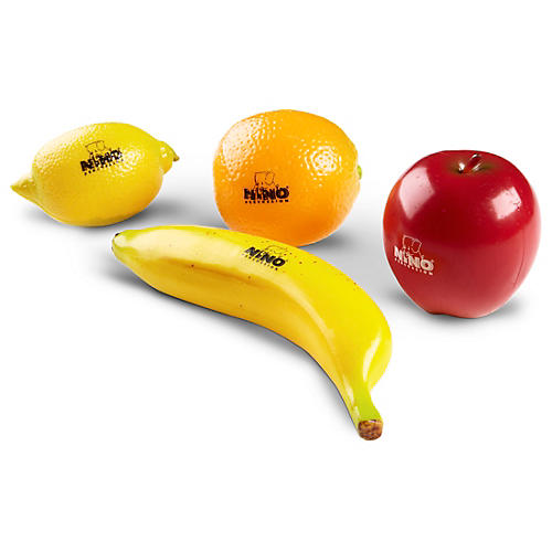 Nino 4-Piece Botany Shaker Fruit Assortment-thumbnail