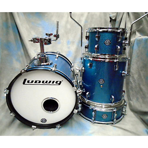 Ludwig 4 Piece Breakbeats By Questlove Drum Kit
