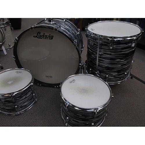 Ludwig 4 Piece Classic Drum Kit