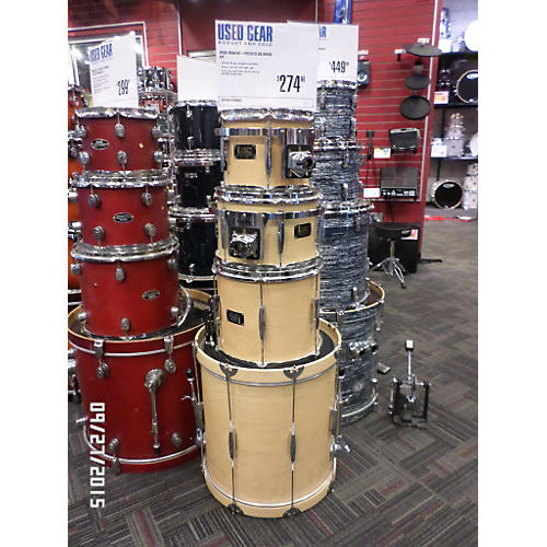 In Store Used 4 Piece Club Drum Kit