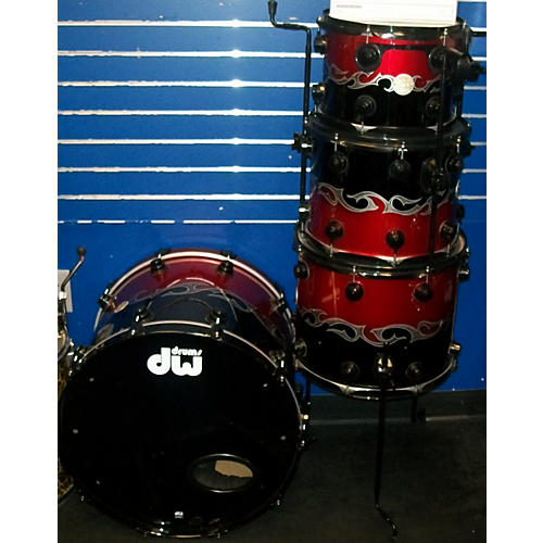 DW 4 Piece Collectors Drum Kit