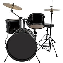 Rogue 4-Piece Complete Drumset