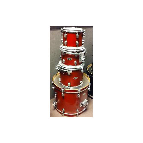 PDP 4 Piece Concept Series Drum Kit Red 65