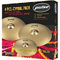 Pulse 4-Piece Cymbal Pack 14/16/18 thumbnail
