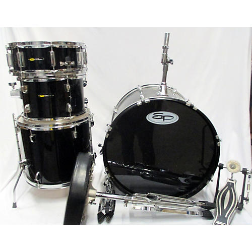 Sound Percussion Labs 4 Piece Drum Kit-thumbnail