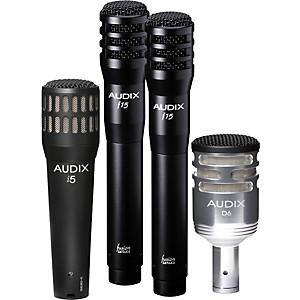 Audix 4-Piece Drum Pack by Audix