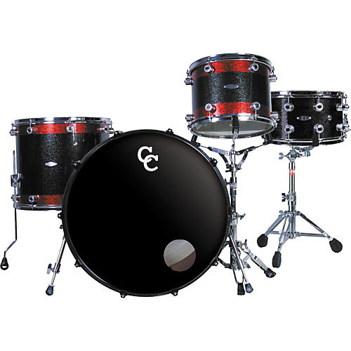 ZZZ 4-Piece Drum Shell Pack