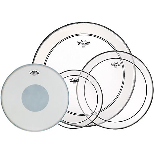 Remo 4-Piece Drumhead Pack