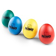 Nino 4-Piece Egg Shaker Assortment