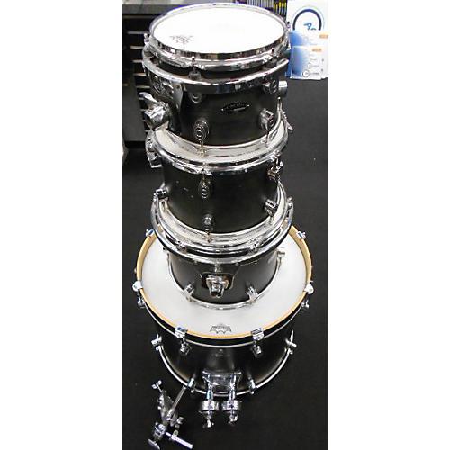 PDP 4 Piece F SERIES Satin Black Drum Kit