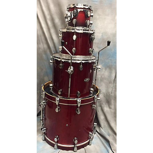 PDP by DW 4 Piece FX Series Drum Kit Drum Kit