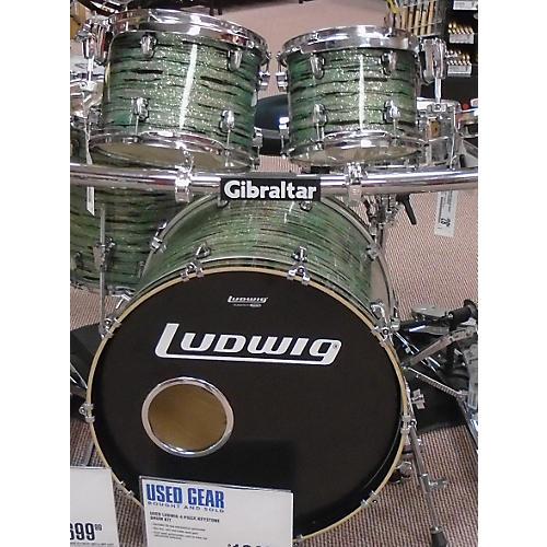 Ludwig 4 Piece Keystone Drum Kit-thumbnail