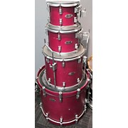 4 Piece Maple 4 Piece Drum Kit