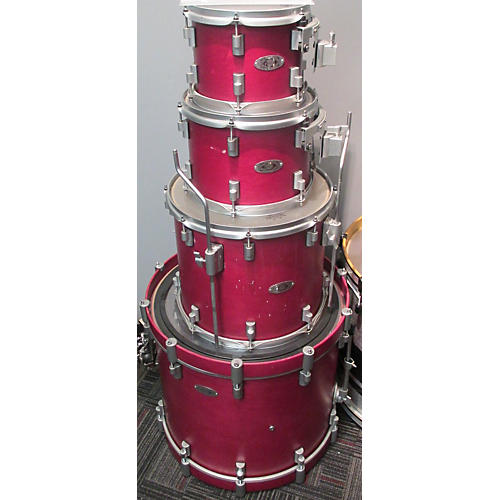 DrumCraft 4 Piece Maple 4 Piece Drum Kit