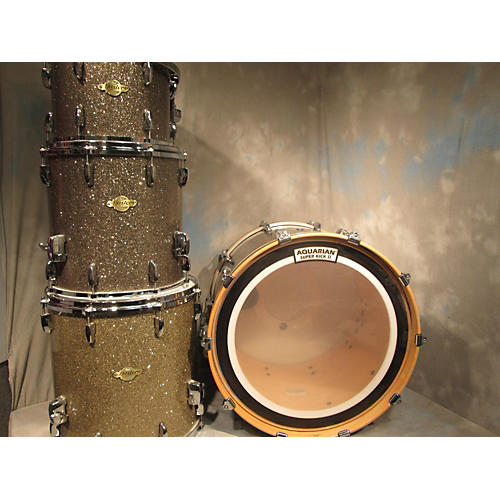 Pearl 4 Piece Masters MCX Series Bronze Sparkle Drum Kit