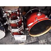 DW 4 Piece PACIFIC LX Drum Kit