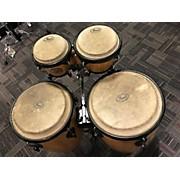 Pearl 4 Piece Primero Conga & Bongo Set Conga