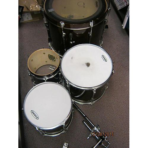 Yamaha 4 Piece Stage Custom Drum Kit-thumbnail