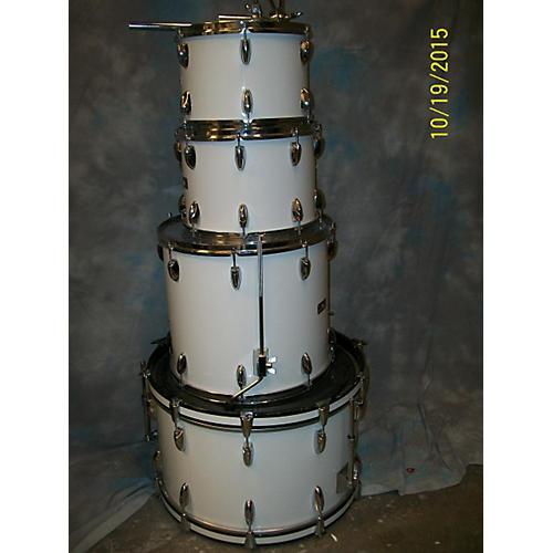 Yamaha 4 Piece Tour Custom Drum Kit