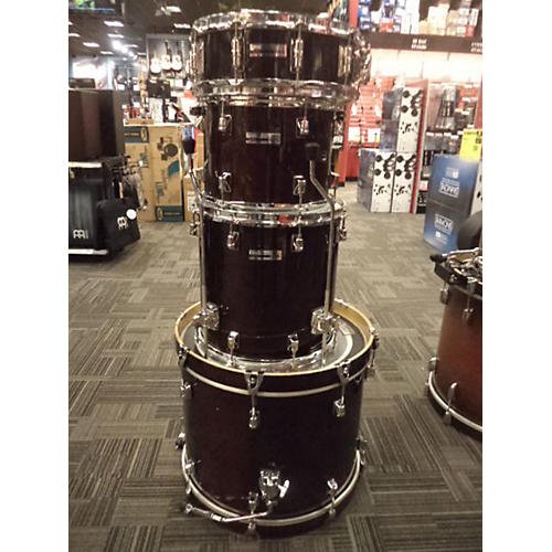 Taye Drums 4 Piece Tour Pro Drum Kit-thumbnail