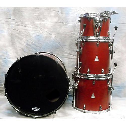 Orange County Drum & Percussion 4 Piece Venice Cherrywood Custom Drum Kit-thumbnail