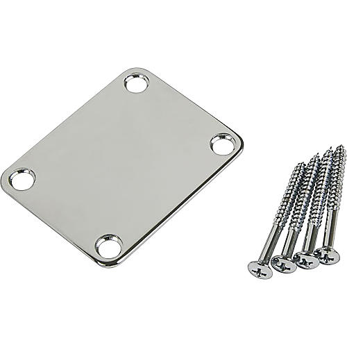 ProLine 4-Screw Neck Plate Chrome
