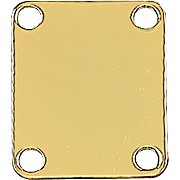 Fender 4 Screw Neck Plate