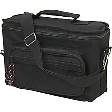 Musician's Gear 4-Space Microphone Bag
