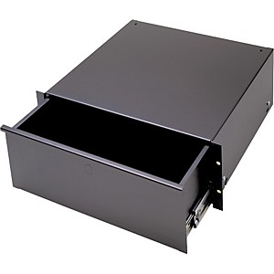 Click here to buy Middle Atlantic 4-Space Rackmount Drawer by Middle Atlantic.