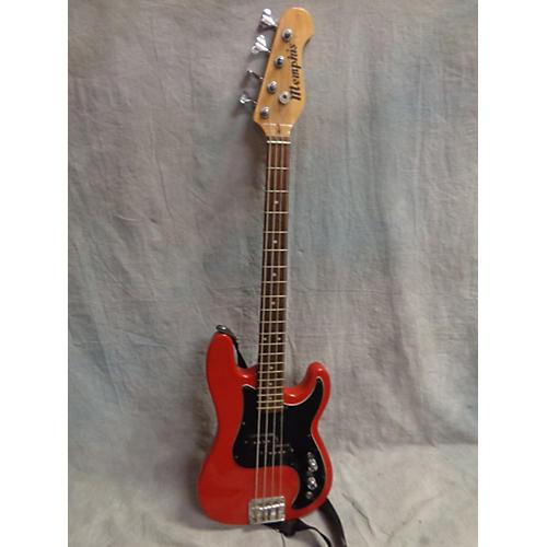 Memphis 4 String Bass Electric Bass Guitar