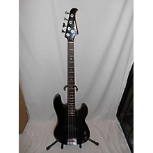 Silvertone 4 String Bass Electric Bass Guitar