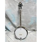 Aria 4 String Closed Back Banjo