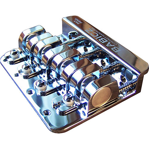 Full Contact Hardware 4-String Fender-Style Bass Bridge-thumbnail