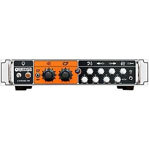 Orange Amplifiers 4-stroke 300 Watt Bass Amp Head by Orange Amplifiers