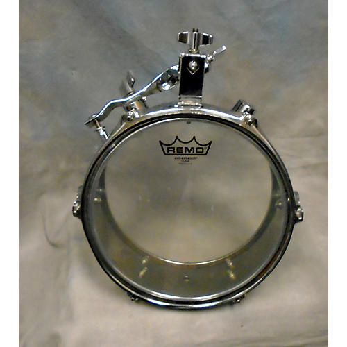 DW 4.5X10 Pacific 10 Inch Timbale Drum-thumbnail