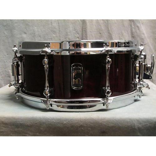 Mapex 4.5X13 Black Panther Phantom Snare Drum-thumbnail