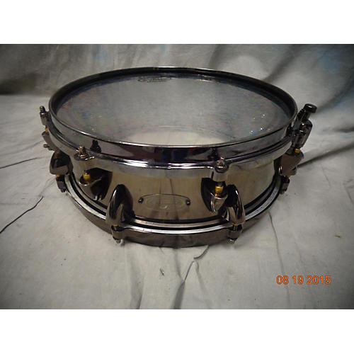 Orange County Drum & Percussion 4.5X13 Piccolo Snare Black Chrome Drum