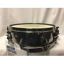 Orange County Drum & Percussion 4.5X14 BLACK ON BRASS PICCOLO SNARE Drum