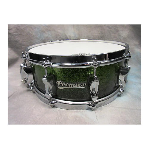 Premier 4.5X14 Elite Maple Snare Drum