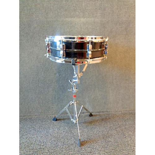 used ludwig 4 5x14 snare stand pack drum guitar center. Black Bedroom Furniture Sets. Home Design Ideas